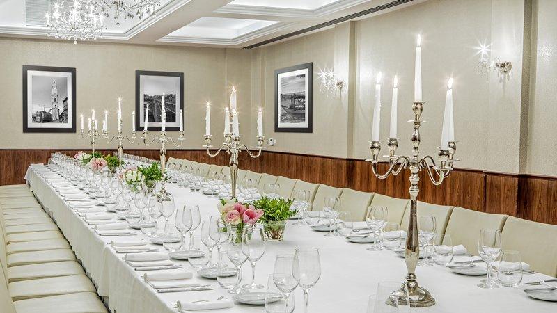 Intercontinental Porto - Palacio das Cardosas-Banquet Room Function <br/>Image from Leonardo