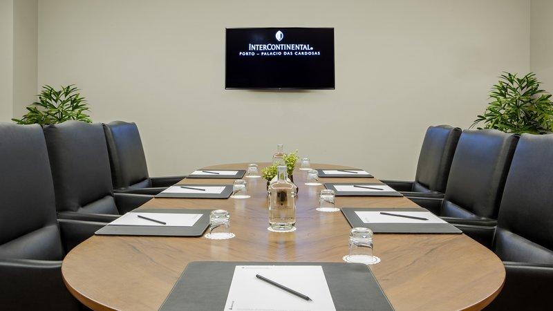 Intercontinental Porto - Palacio das Cardosas-Host your next business meeting at our boardroom<br/>Image from Leonardo