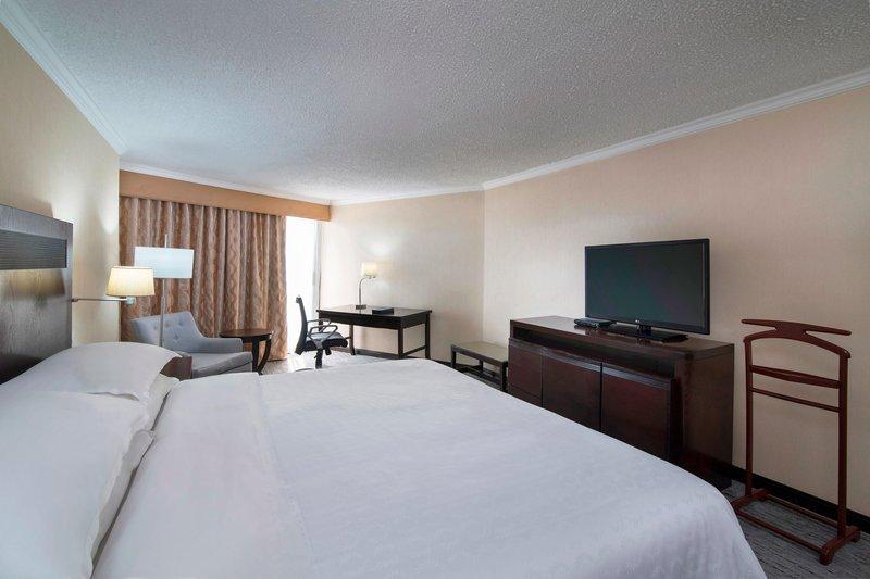 Sheraton Santo Domingo-King Guest Room<br/>Image from Leonardo