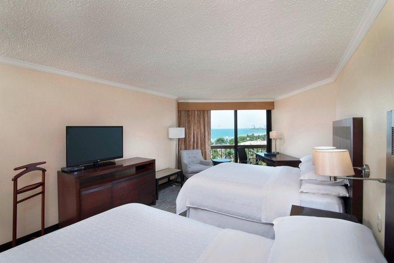 Sheraton Santo Domingo-Queen/Queen Guest Room<br/>Image from Leonardo