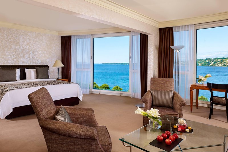 Hotel President Wilson; a Luxury Collection Hotel-Junior Suite<br/>Image from Leonardo