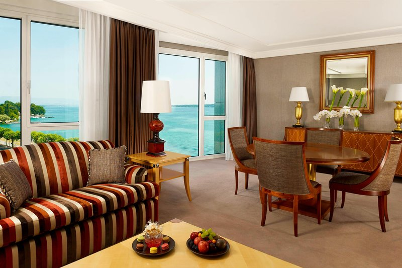 Hotel President Wilson; a Luxury Collection Hotel-Executive Suite - Living Area<br/>Image from Leonardo