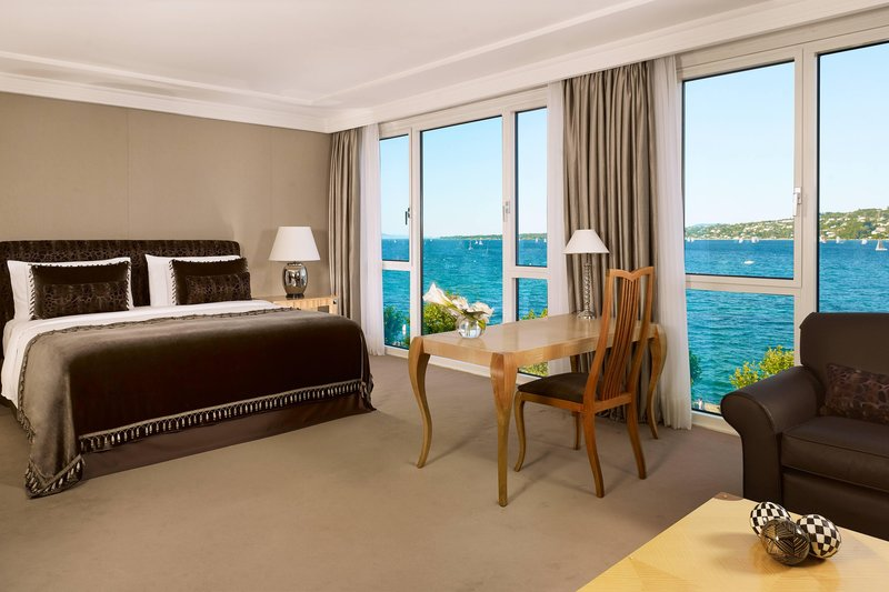 Hotel President Wilson; a Luxury Collection Hotel-Crown Suite - Bedroom<br/>Image from Leonardo