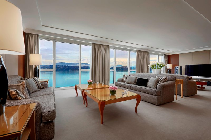Hotel President Wilson; a Luxury Collection Hotel-Presidential Suite - Living Room<br/>Image from Leonardo