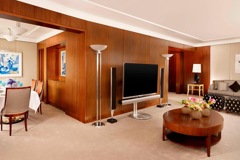 Hotel President Wilson; a Luxury Collection Hotel-President Wilson Suite - Living<br/>Image from Leonardo