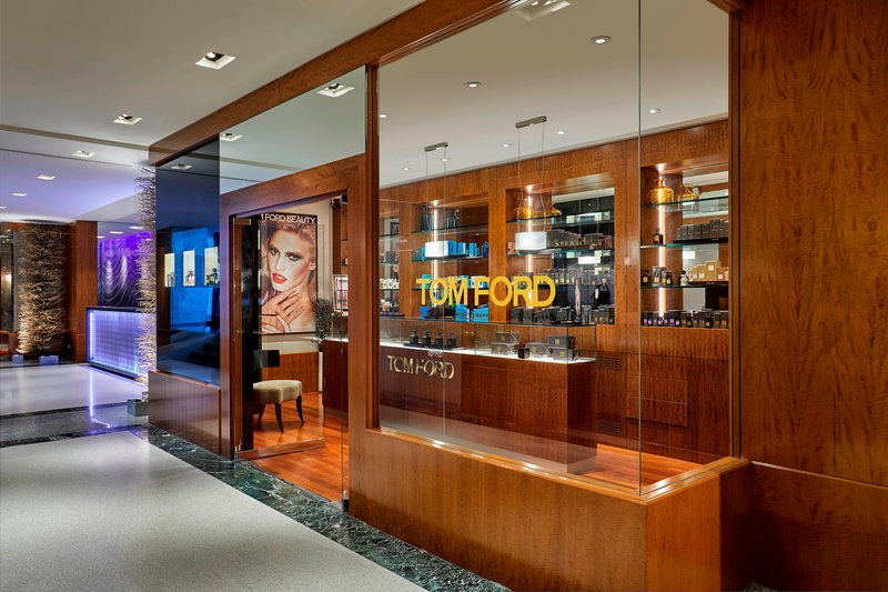 Hotel President Wilson; a Luxury Collection Hotel-Tom Ford beauty shop<br/>Image from Leonardo
