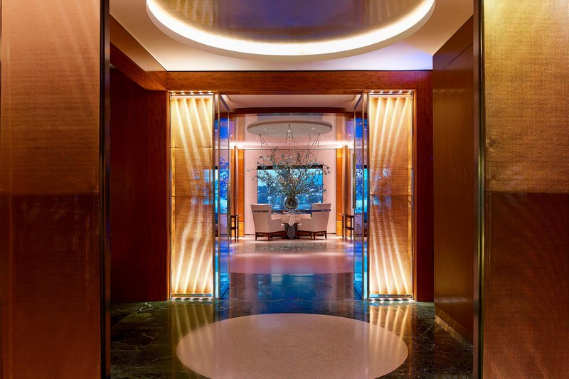 Hotel President Wilson; a Luxury Collection Hotel-BayView by Michel Roth - Entrance<br/>Image from Leonardo
