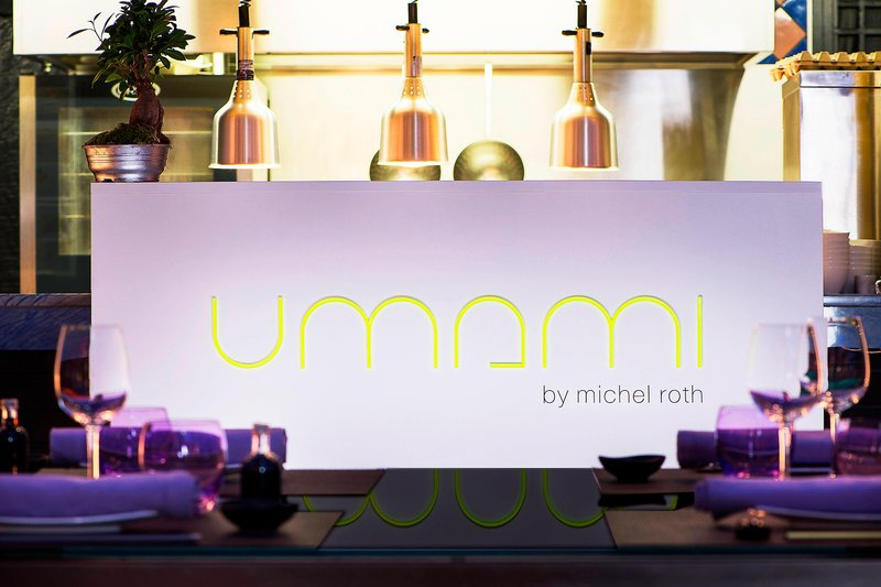 Hotel President Wilson; a Luxury Collection Hotel-Umami Kitchen<br/>Image from Leonardo