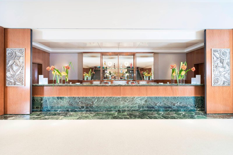 Hotel President Wilson; a Luxury Collection Hotel-Foyer - Bar<br/>Image from Leonardo