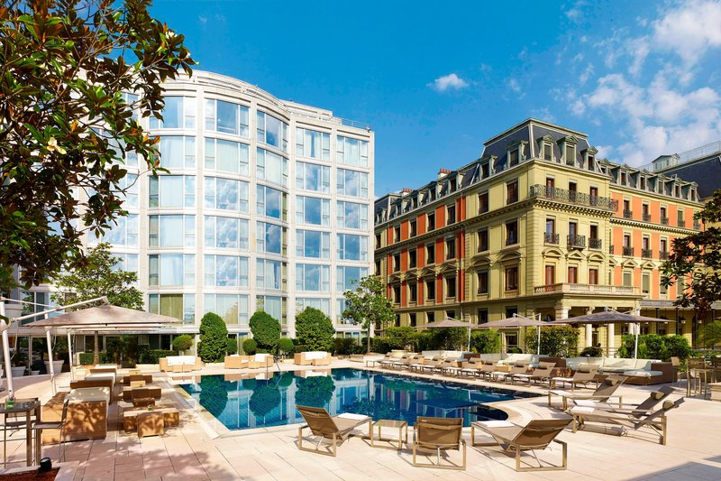 Hotel President Wilson; a Luxury Collection Hotel-Outdoor Pool<br/>Image from Leonardo
