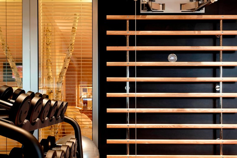 Hotel President Wilson; a Luxury Collection Hotel-Fitness TechnoGym<br/>Image from Leonardo