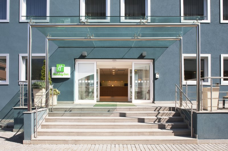 Holiday Inn Salerno - Cava de' Tirreni-Be our guest: you're welcome in!<br/>Image from Leonardo