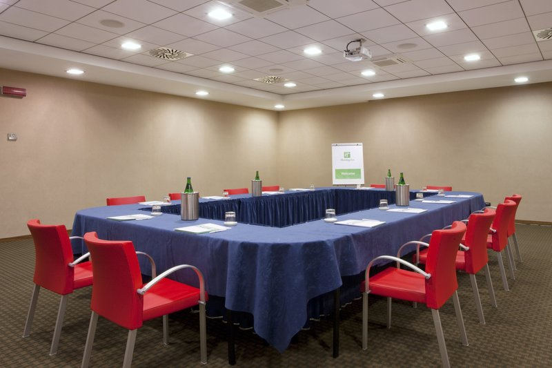 Holiday Inn Salerno - Cava de' Tirreni-Meeting Room Tramontana (up to 90 pax)<br/>Image from Leonardo