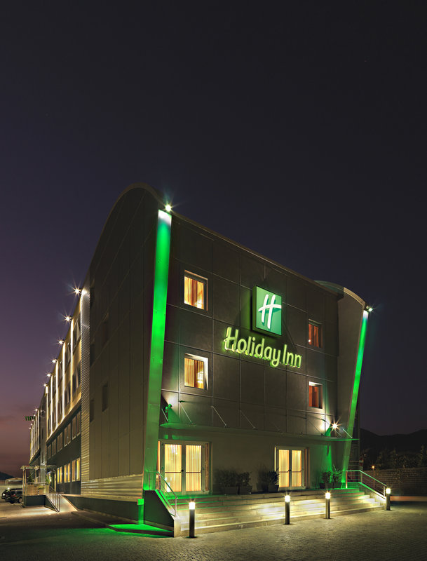 Holiday Inn Salerno - Cava de' Tirreni-Holiday Inn Salerno - Cava de' Tirreni Night<br/>Image from Leonardo