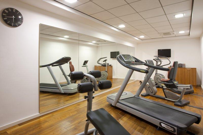 Holiday Inn Salerno - Cava de' Tirreni-Keep fit in our Fitness Center<br/>Image from Leonardo