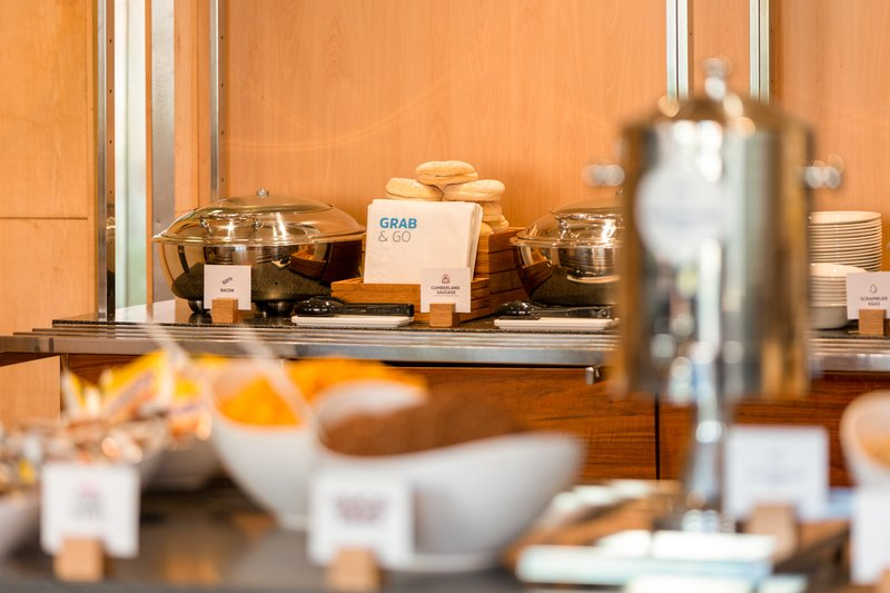 Holiday Inn Express Redditch-Breakfast Area<br/>Image from Leonardo