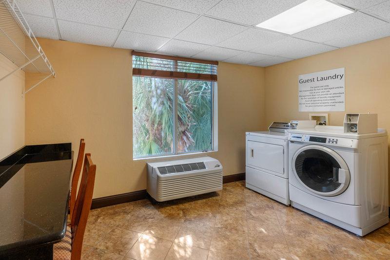 Holiday Inn Express & Suites Palm Coast - Flagler Beach Area-Laundry Facility<br/>Image from Leonardo