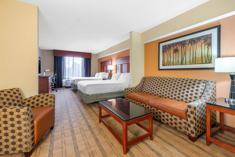 Holiday Inn Express & Suites Palm Coast - Flagler Beach Area-Guest Room<br/>Image from Leonardo