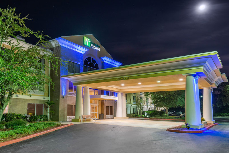 Holiday Inn Express & Suites Palm Coast - Flagler Beach Area-Hotel Exterior<br/>Image from Leonardo