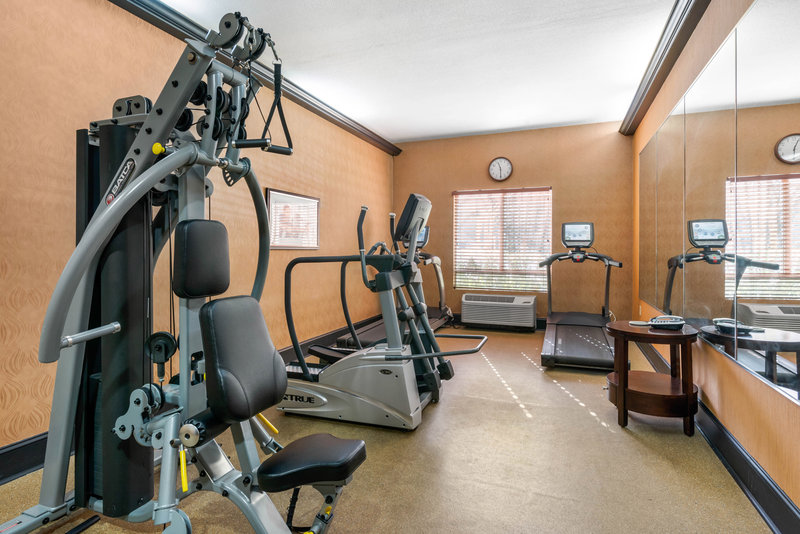 Holiday Inn Express & Suites Palm Coast - Flagler Beach Area-Fitness Center<br/>Image from Leonardo