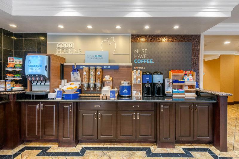 Holiday Inn Express & Suites Palm Coast - Flagler Beach Area-Breakfast Bar<br/>Image from Leonardo