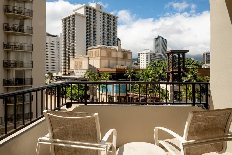 Moana Surfrider, A Westin Resort & Spa, Waikiki Beach - Tower City Balcony <br/>Image from Leonardo