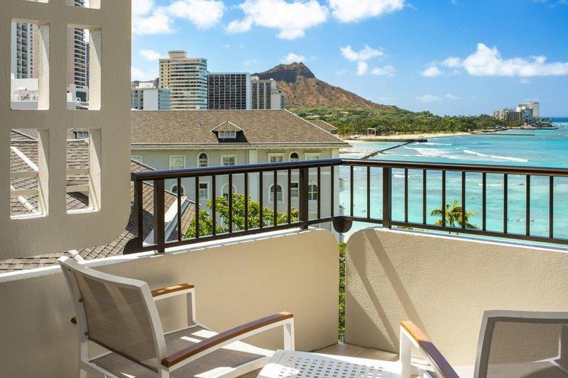 Moana Surfrider, A Westin Resort & Spa, Waikiki Beach - Tower Ocean <br/>Image from Leonardo