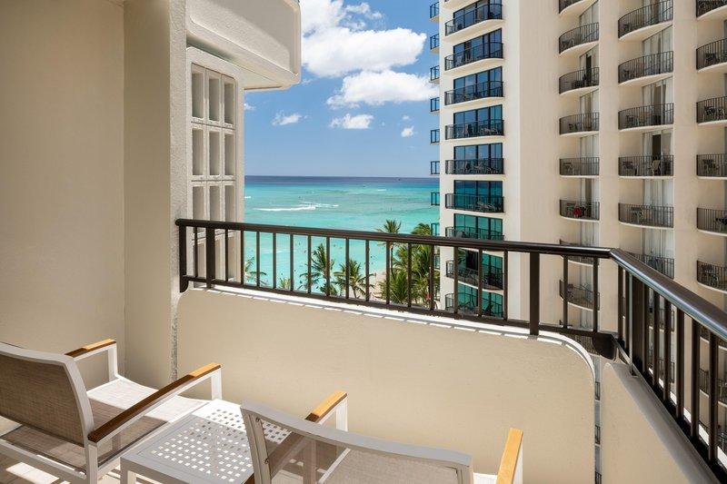 Moana Surfrider, A Westin Resort & Spa, Waikiki Beach - Tower Partial Ocean <br/>Image from Leonardo