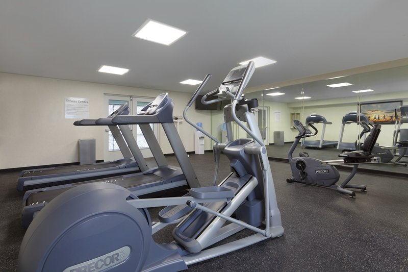 Holiday Inn Express Williamsburg North-Fitness Center<br/>Image from Leonardo