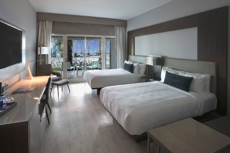 Marriott San Juan Resort - Lanai Cabana Room <br/>Image from Leonardo
