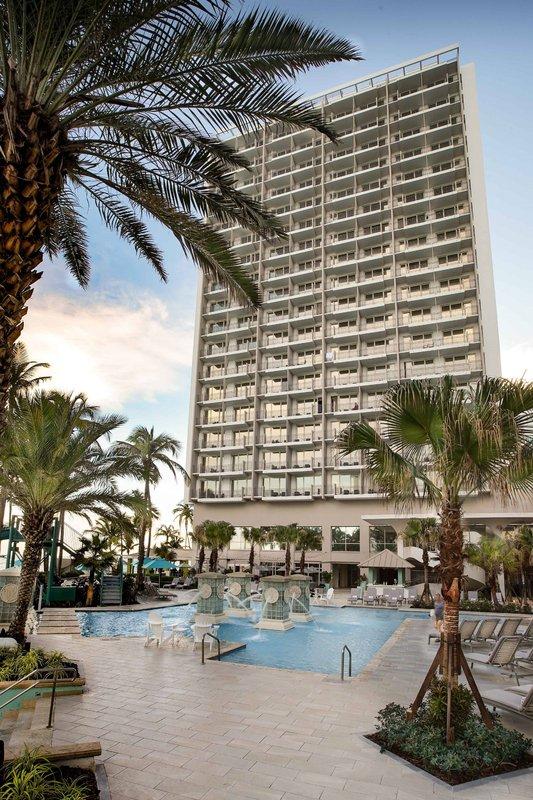 Marriott San Juan Resort - Outdoor Resort Pool <br/>Image from Leonardo