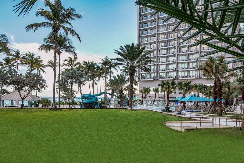 Marriott San Juan Resort - Sun Deck <br/>Image from Leonardo