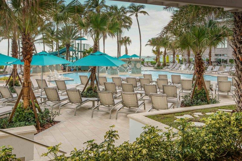 Marriott San Juan Resort - Pool Deck <br/>Image from Leonardo