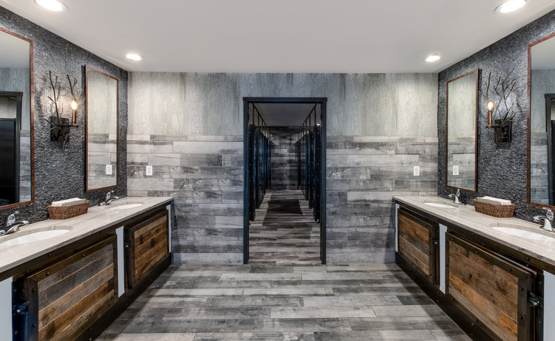 Crowne Plaza Resort Asheville-Our bathrooms make quite the statement<br/>Image from Leonardo