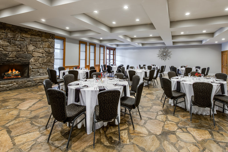 Crowne Plaza Resort Asheville-Our Blue Ridge room adds a special atmostphere to any event<br/>Image from Leonardo