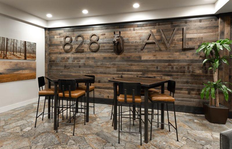 Crowne Plaza Resort Asheville-Enjoy a drink in our 828 AVL Lobby Bar<br/>Image from Leonardo