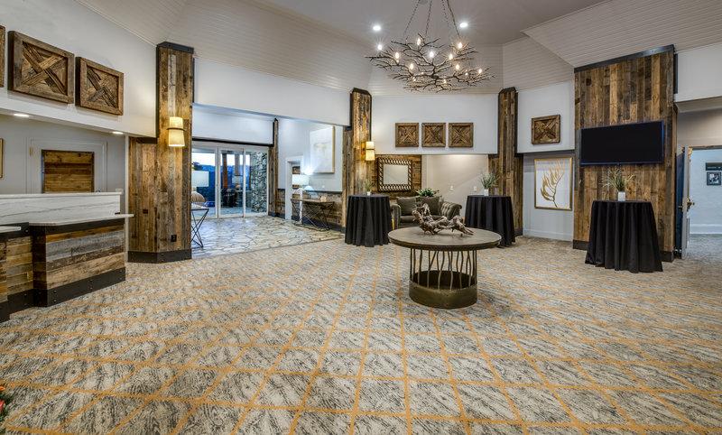 Crowne Plaza Resort Asheville-Hold your group's registration in our Laurel Foyer!<br/>Image from Leonardo