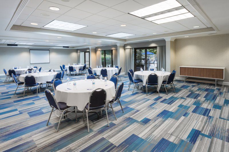 Holiday Inn Express Wilmington-Our remodeled banquet room can accommodate up to 100 people.<br/>Image from Leonardo