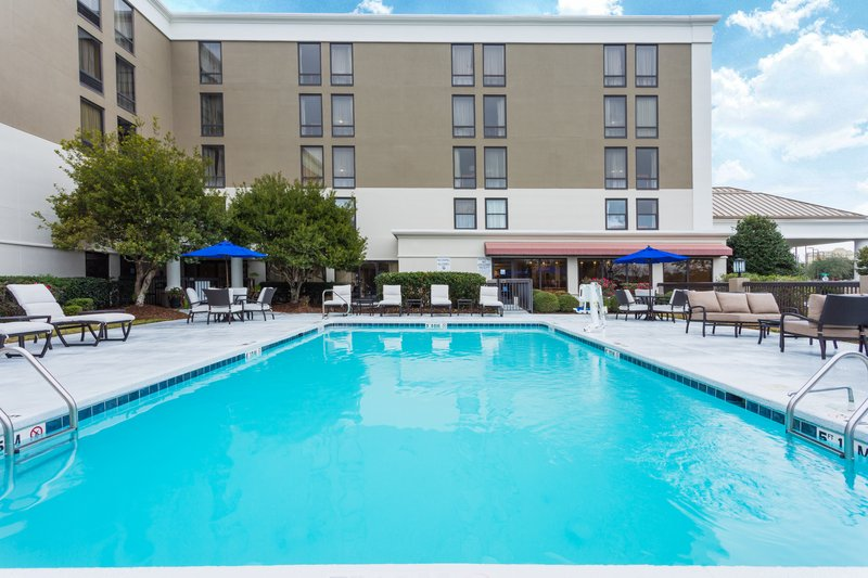 Holiday Inn Express Wilmington-Take a refreshing dip in our outdoor pool.<br/>Image from Leonardo