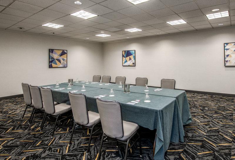 Crowne Plaza Downtown Denver-Boardroom Setup<br/>Image from Leonardo