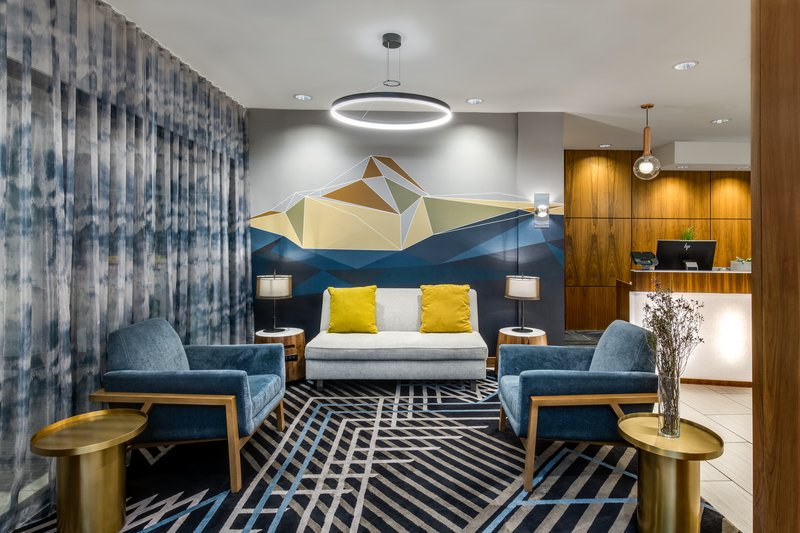 Crowne Plaza Downtown Denver-Relax as you wait for your ride to Red Rocks Amphitheatre!<br/>Image from Leonardo