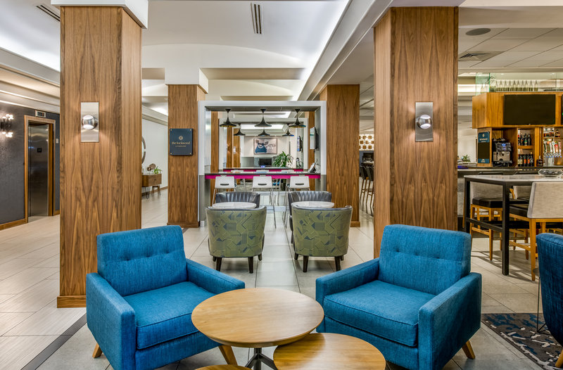 Crowne Plaza Downtown Denver-Lounge and Work Space <br/>Image from Leonardo