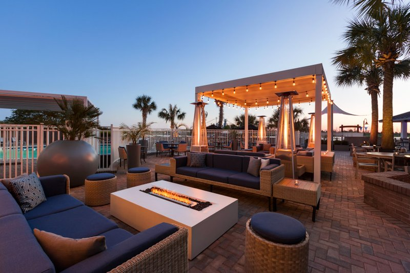 Hotel Ballast Wilmington, Tapestry Collection by Hilton-Outdoor Patio<br/>Image from Leonardo