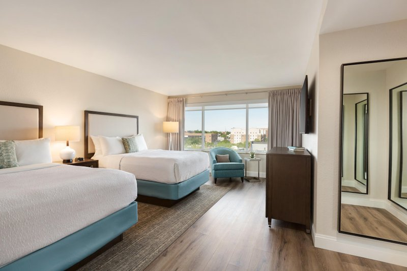Hotel Ballast Wilmington, Tapestry Collection by Hilton-Two Double Bed<br/>Image from Leonardo