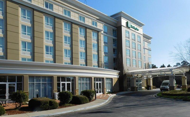 Holiday Inn Gwinnett Center-Hotel Exterior<br/>Image from Leonardo