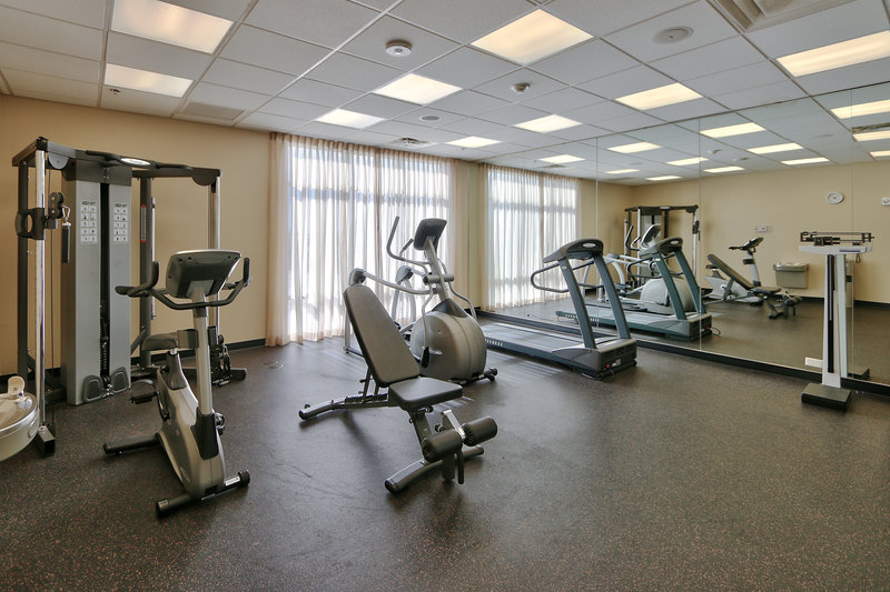 Holiday Inn Roswell-24 Hour Fitness Center With Free Weights and Cardio Machines.<br/>Image from Leonardo