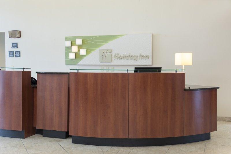 Holiday Inn Toledo-Maumee (I-80/90)-Front Desk<br/>Image from Leonardo