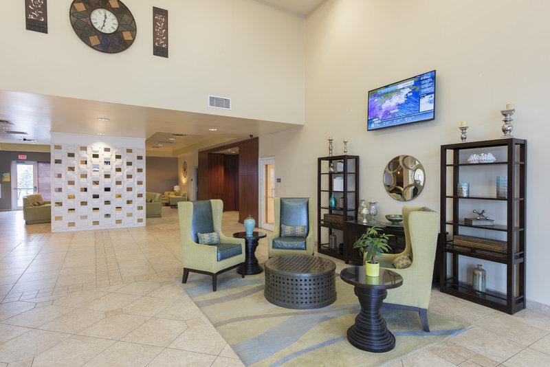 Holiday Inn Toledo-Maumee (I-80/90)-Hotel Lobby<br/>Image from Leonardo