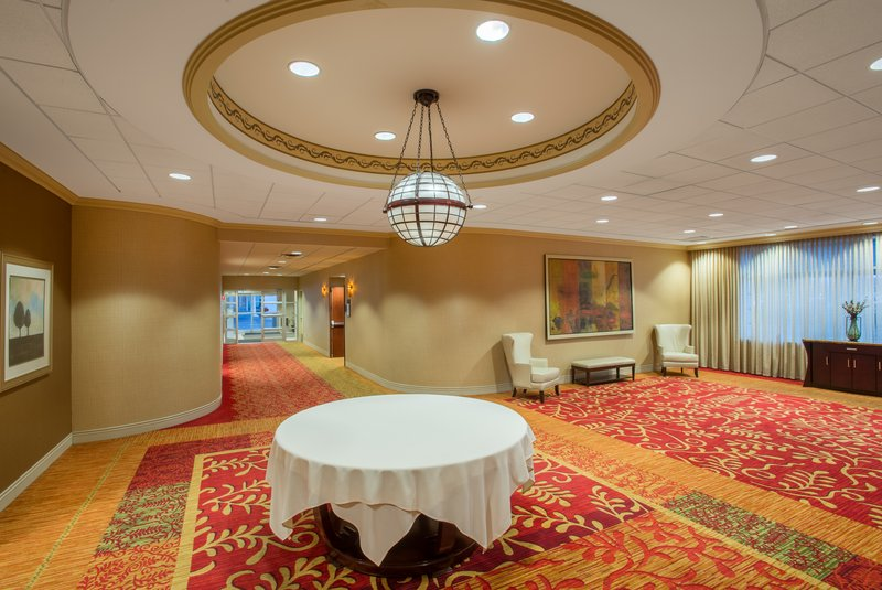 Crowne Plaza Syracuse-Pre-function Area<br/>Image from Leonardo