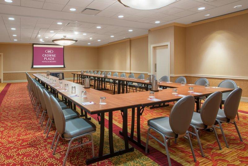 Crowne Plaza Syracuse-Skaneatele Room<br/>Image from Leonardo